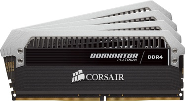 Corsair Dominator Platinum 64GB 3200MHz CL16 DDR4 KIT OF 4 CMD64GX4M4C3200C16