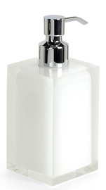 Gedy Rainbow Soap Dispenser RA81-02 White