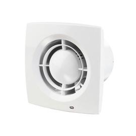 Haushalt Bathroom Exctractor Fan 100X1V 100mm White