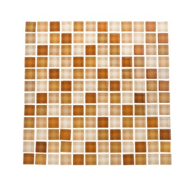 SN Glass Mosaic ASH224 300x300mm Brown/Beige