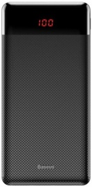 Baseus Mini Cu Dual USB Power Bank 10000mAh Black