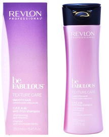 Шампунь Revlon Be Fabulous Consistency Antifreeze Cream For Straight Hair, 250 мл