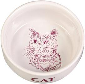 Trixie Ceramic Bowl White 300ml
