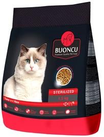 Buoncu Sterilized Cats Tuna And Rice 1.5kg