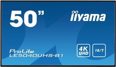 Монитор Iiyama ProLite LE5040UHS-B1, 50″, 8 ms