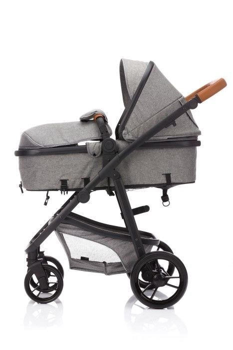 Fillikid Panther Universal Stroller 3in1 Light Gray