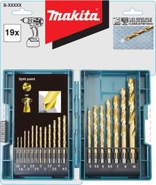 Makita Drill Bit Set B-67795 19pcs