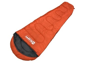 Спальный мешок O.E.Camp RD-SB21-O, oранжевый, 210 см