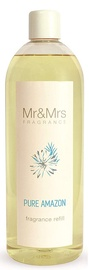 Mr & Mrs Fragrance Blanc Liquid Diffuser Refill 200ml Pure Amazon