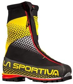 La Sportiva G2 SM Black Yellow 45