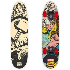 Скейтборд Disney Thor, черный/красный