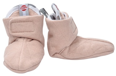 Lodger Slipper Cotton Nude 3-6m