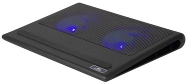 Rivacase Cooling Pad 17.3'' Black 5557