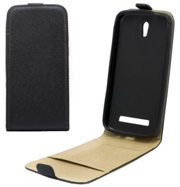 Telone Shine Pocket Slim Flip Case Lenovo A850 Black