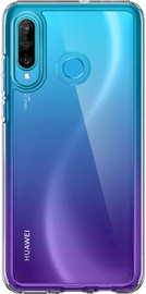 Fusion Ultra Clear Series Back Case For Huawei P30 Lite Transparent