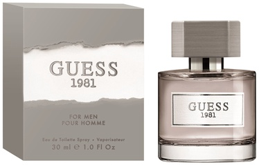 Guess Guess 1981 For Men 30ml EDT