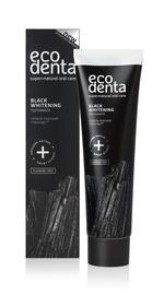Зубная паста Ecodenta Black Whitening, 100 мл