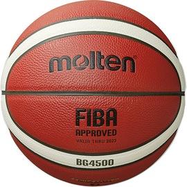 Баскетбольный мяч Molten B6G4500, 6