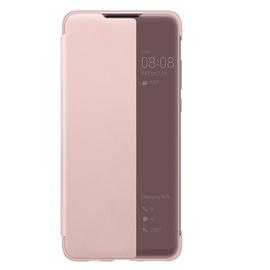 Huawei Original Smart View Case For Huawei P30 Lite Pink