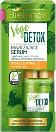 Bielenda Vege Detox Moisturizing Face Serum With Broccoli 15ml