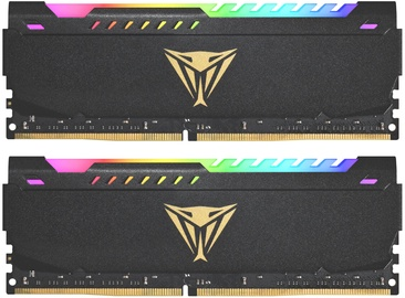 Operatiivmälu (RAM) Patriot Viper Steel RGB PVSR432G320C8K DDR4 32 GB CL18 3200 MHz