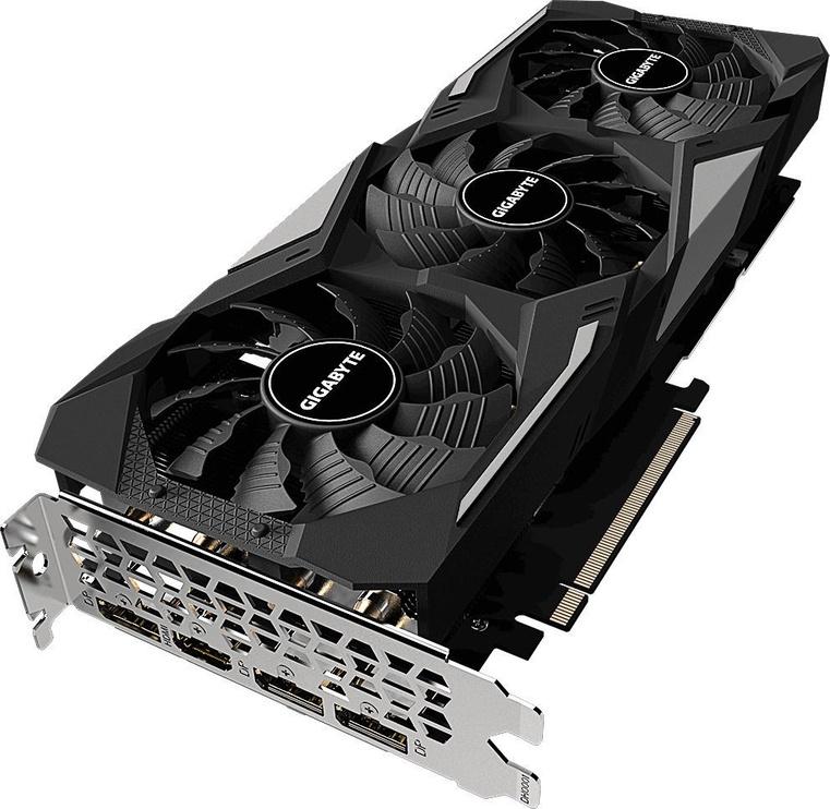 Gigabyte GeForce RTX 2070 SUPER Gaming OC 3X 8GB GDDR6 PCIE GV-N207SGAMING OC-8GD
