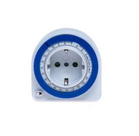 HausHalt Mechanical Daily Timer TG-16 16A