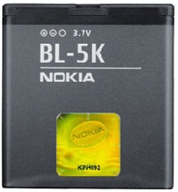 Nokia Battery Pack BL-5K