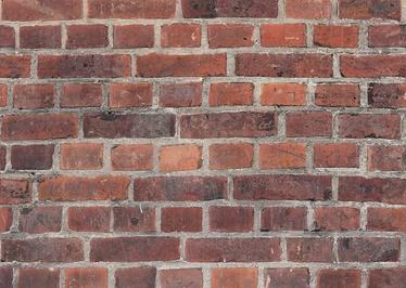 Vilo PVC Decoration Board Red Brick 0.25x2.65m Red