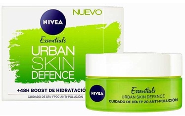 Nivea Urban Skin Defence Day Cream SPF20 50ml