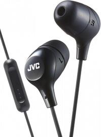 Kõrvaklapid JVC HA-FX38M In-Ear Black