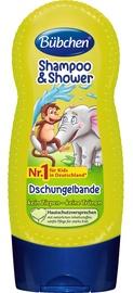 Bubchen Shampoo & Shower Gel Jungle Gang 230ml 12267428
