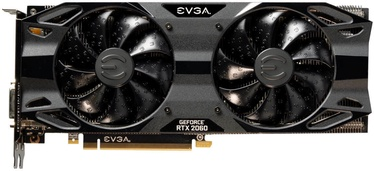 EVGA GeForce RTX 2060 XC Ultra Gaming 6GB GDDR6 PCIE 06G-P4-2167-KR