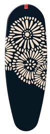Rayen Medium Elastic Ironing Board Fabric 127x51cm Black