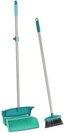 Leifheit Sweeper Set With Handle And Dust Container