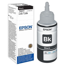 Epson T6641 Ink Bottle Black