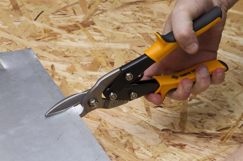 Forte Tools Scissors For Metal 721005 250mm