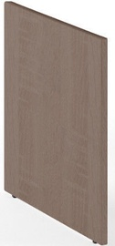 Skyland Xten XST 7 Table Legs 70x75cm Dark Wood