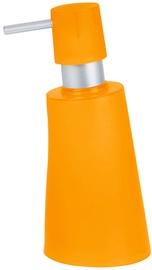 Spirella Soap Dispenser Move Plastic Orange