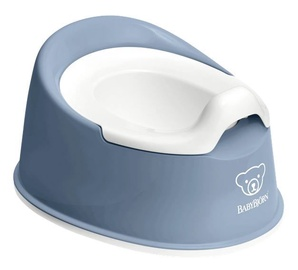 BabyBjorn Smart Potty Deep Blue/White 051269