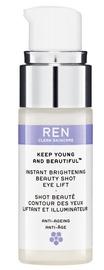Крем для глаз Ren Instant Brightening Beauty Shot Eye Lift, 15 мл