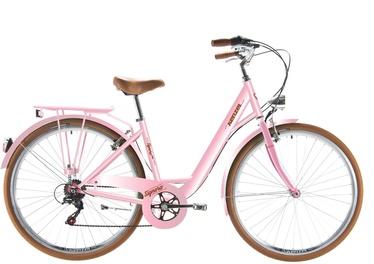 "Jalgratas Kenzel Signora Retro, roosa, 28"""