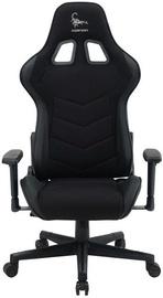 Игровое кресло Gembird Scorpion Black/Red Stich