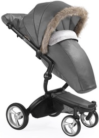 Mima Xari Winter Outfit Cool Grey S1301-23