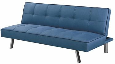 Diivanvoodi Halmar Carlo Blue, 175 x 97 x 38 cm