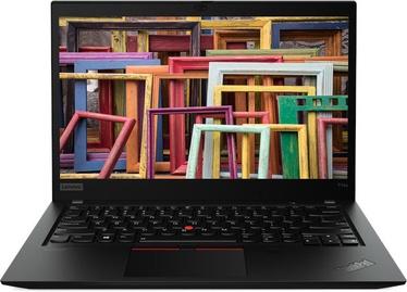 """Sülearvuti Lenovo ThinkPad T T14s Gen 1 Black 20UJ0015PB PL AMD Ryzen 7, 16GB/512GB, 14"""""""