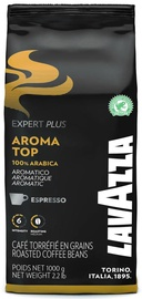 Lavazza Aroma Top Roasted Coffee Beans 1kg