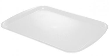 Plast Team Serving Tray 44.3x31x2.3cm White