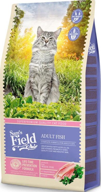 Sam's Field Cat Adult Fish 7.5kg