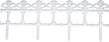 Prosperplast Garden Art IPLB_BIALY White